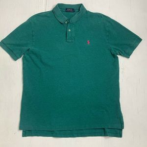 Polo Ralph Lauren Shirt Collared Golf Polo Pony